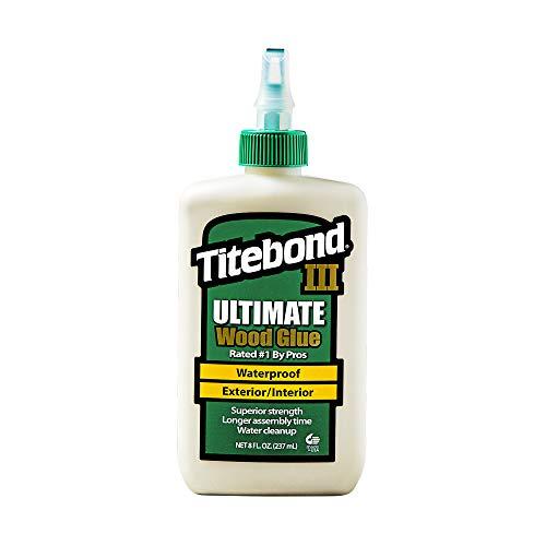 Titebond ZL-141/3 Ultimate Holzleim für den Innen und Außenbereich,...