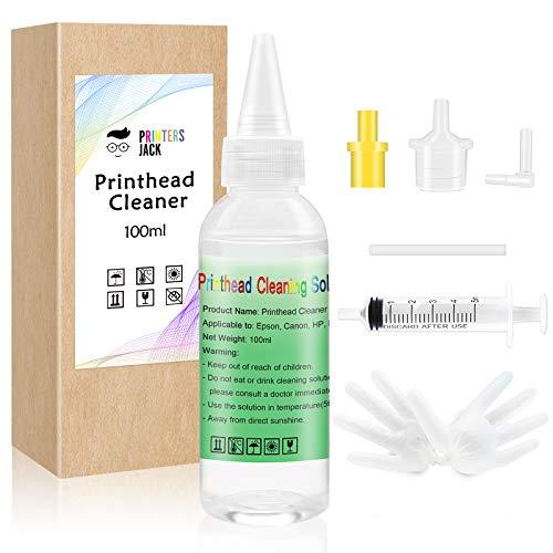 Druckkopfreiniger zum Reinigen für Tintenstrahldrucker HP 6500 7740 8610 8600...