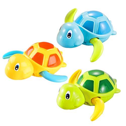 HuiBOYS 3 Pack Baby Badespielzeug,Wasserspielzeug Kinder Bandewanne,Baby Bade...