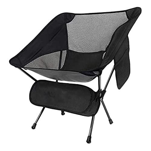 Ctzrzyt Camping Stuhl Ultraleichte Klappbar Camping StüHle Schwer Lastung 150...