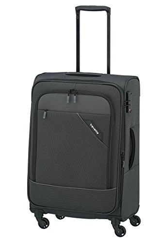 Travelite Derby Rollkoffer, klassisch, robuster und leichter Weichgepäck...