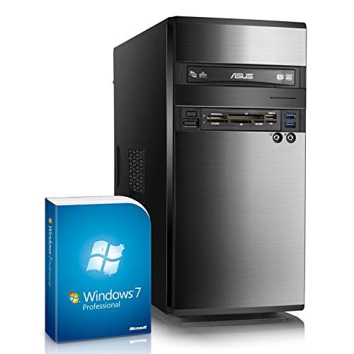 CSL Multimedia PC Sprint 5812Pro inkl. Windows 7 Pro - AMD A8-6600K APU 4X 3900...