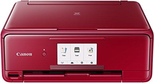 Canon PIXMA TS8152 Farbtintenstrahl-Multifunktionsgerät (Drucken, Scannen,...
