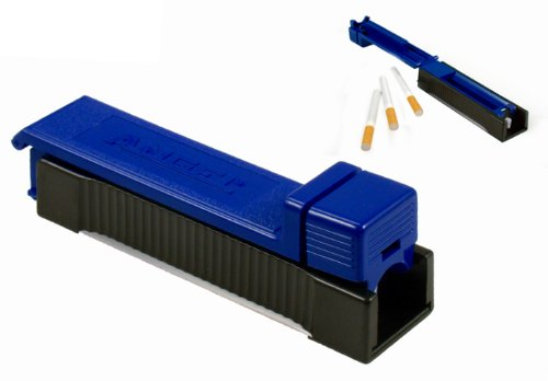 Zigarettenstopfmaschine Zigarettenstopfer Blau Tabak-Stopfmaschine...