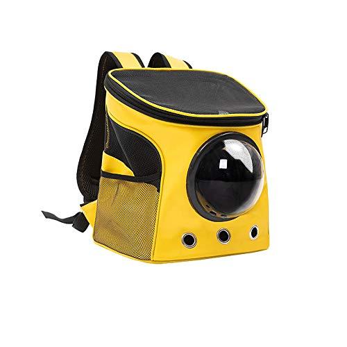 QKEMM Hundetasche Hundetragetasche Katzentragetasche Transporttasche Perforierte...