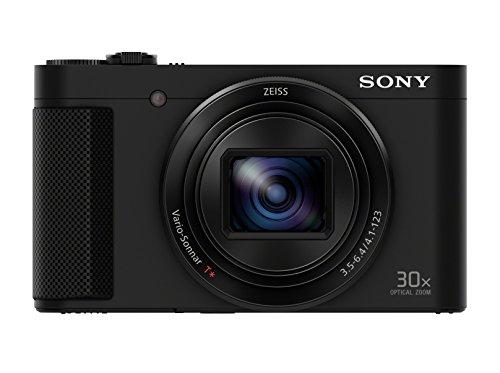Sony DSC-HX90 Kompaktkamera (30x opt. Zoom, 60x Klarbild-Zoom, 7,5 cm (3 Zoll)...