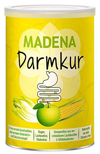 MADENA Darmkur, Inulin, Apfelpektin, resistente Stärke, Bifidobacterium breve,...