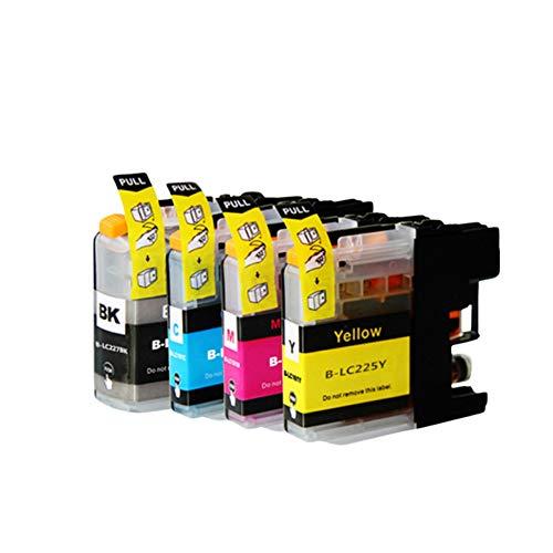 LC227 LC225XL-kompatible Tintenpatrone für MFC-J4420DW J4620DW J4625DW J5320DW...