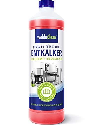 Entkalker für Kaffeevollautomat & Kaffeemaschine 750ml - kompatibel mit allen...