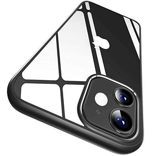 CASEKOO Crystal Clear für iPhone 12 Hülle/iPhone 12 Pro Hülle (Keine...