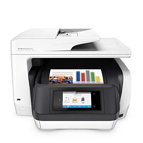 HP OfficeJet Pro 8720 Multifunktionsdrucker (Instant Ink, Drucker, Scanner,...