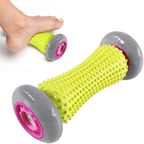fussroller Muskel Roller Stick,Igelball und Fußmassageroller,Hand und Fuß...