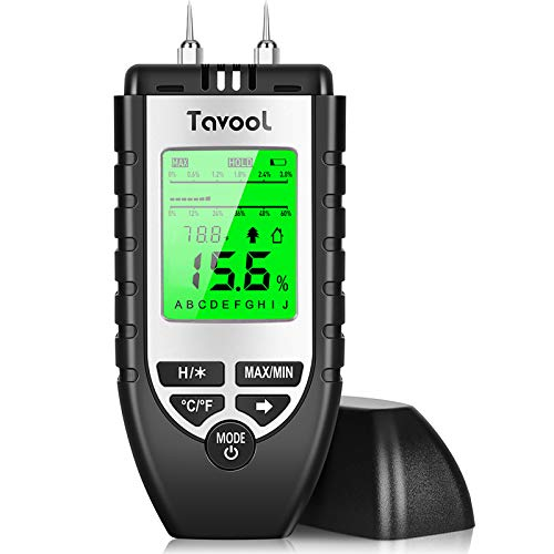 Feuchtigkeitsmessgerät Feuchtigkeitsmesser - Feuchtigkeits-Detector...