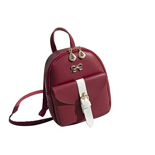 Damen-Rucksack, modisch, lässig, Schultertasche, Damen-Rucksack, Handtasche,...
