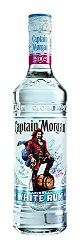 Captain Morgan White Rum, (1 x 0,7 l)