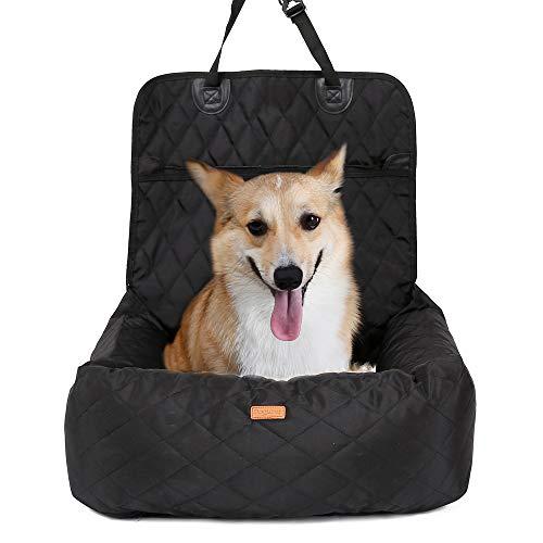 Moniki 2-in-1 Autositz und Bett für Hunde, wasserfest und rutschfest,...