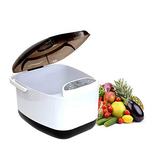 4.5L Multi-Funktions-Gemüse und Obst Waschmaschine, Ozon Beseitigt Der...