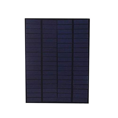 Upcs chang 5W 18V tragbarer polykristalliner Silikon-Sonnenkollektor der hohen...