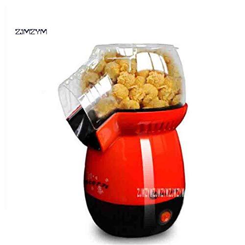 LWLJCFFF Automatische Popcornmaschine Tragbare Haushalts-Mini-Popcornmaschine...