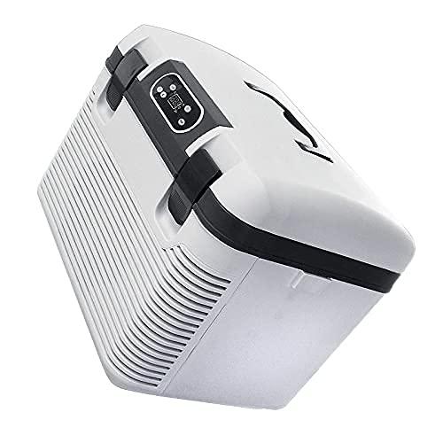 Z-DYQ Tragbarer Kühlschrank 19L Car Home Auto Kühlschrank Mini-Kühlschränke...