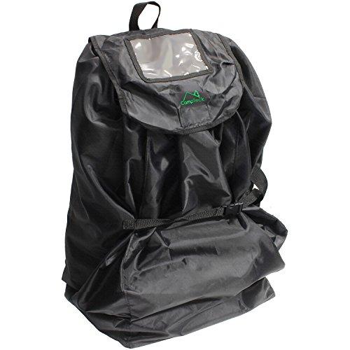 CampTeck U6854 Transporttasche Kindersitz mit Rucksackriemen (83 x 43cm)...