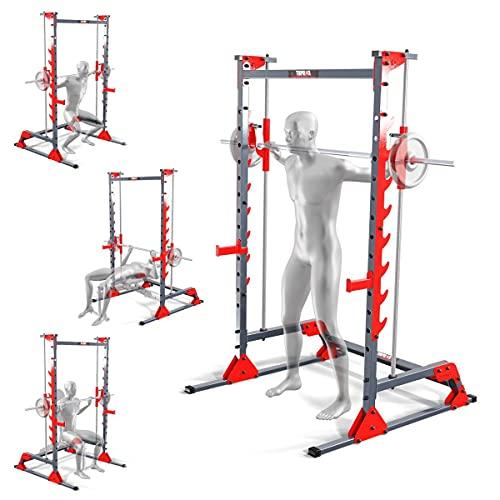 K-Sport: SMITH MACHINE - erstklassiges Trainingsgerät für zu Hause I geführte...