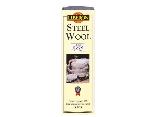 LIBERON Stahlwolle 0000 100g