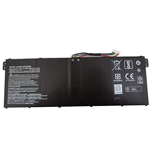 7XINbox 15.2V 48Wh AC14B8K Ersatz Akku Batterie für Acer Aspire E3-111 ES1-511...