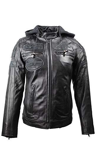 Urban Leather FIFTY EIGHT Ladies   Damen Leder Motorradjacke  Vollständig...