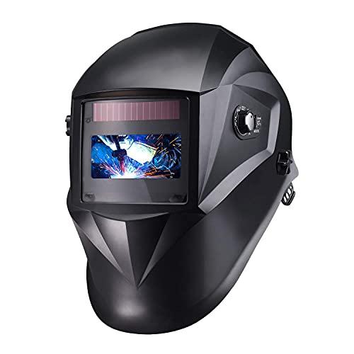 Schweißhelm, Schweißhelm Automatik mit 4 Sensoren, Optische Klasse: 1/1/1/1,...