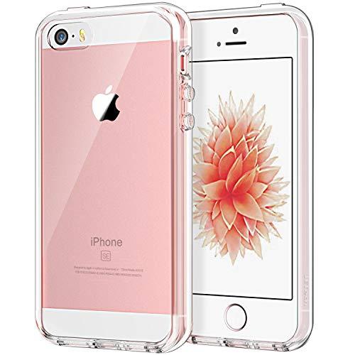 JETech Hülle Kompatibel Apple iPhone SE, iPhone 5s und iPhone 5, Schutzhülle...