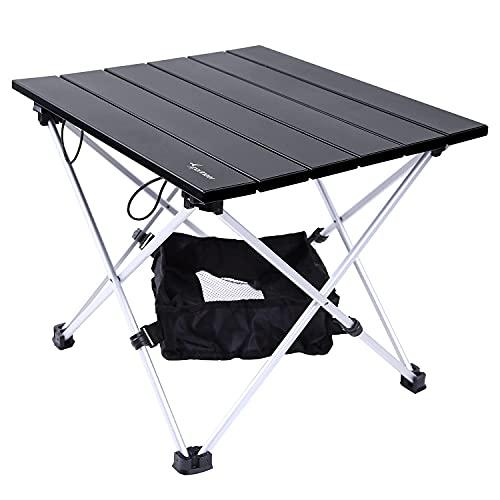 Campingtisch, Sportneer Klapptisch Camping, Aluminium Camping Tisch Leichte mit...