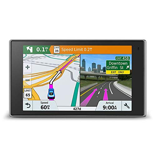 Garmin DriveLuxe 51 LMT-D EU Navigationsgerät - lebenslang Kartenupdates &...
