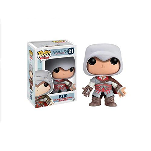 "LBBD Ezio Auditore POP Abbildung ""Assassins Creed"" Exquisite Figur ""Nichts..."