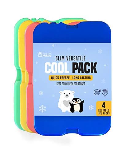 Kühlakku für Lunch, Kühltasche und Kühlbox – Das Original Cool Pack |...