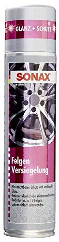 SONAX FelgenVersiegelung (400 ml) mit selbstreinigenden Eigenschaften durch...