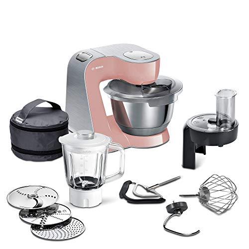 Bosch MUM5 CreationLine Premium Küchenmaschine MUM58NP60, vielseitig...