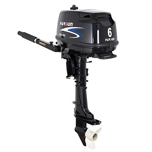Parsun Aussenborder Benzinmotor 2,6-40 PS | Leistungsstarker 4-Takt Außenborder...