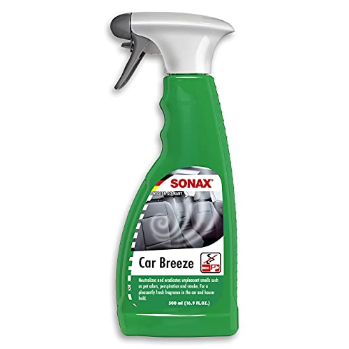 SONAX SmokeEx Geruchskiller & Frische-Spray (500 ml) befreit Textilien...