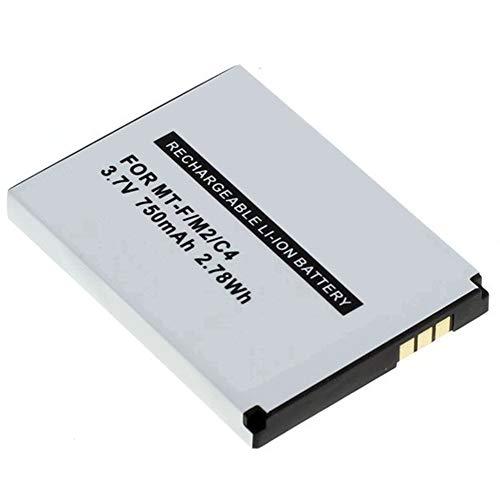 MeXXstar Akku für AVM Fritz!Fon MT-F / M2 / C4 / C5 / 312BAT006 (Li-Ion -...