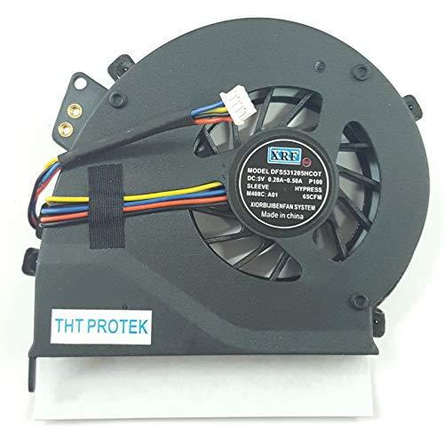 kompatibel für Acer Extensa 5235 5635 5635Zg Lüfter Kühler Fan Cooler,...