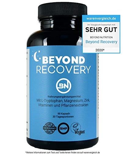 Beyond Recovery natürlicher Schlaf Komplex ohne Melatonin, 90 rezeptfreie...