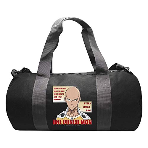 One Punch Man - Training - Sporttasche   Offizielles Merchandise