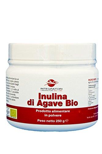 Biologische Landwirtschaft Inulina Inulin 250 g