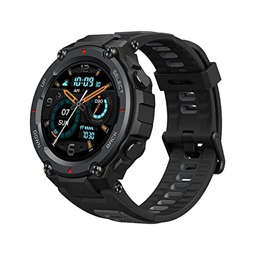 Amazfit T Rex Pro Smartwatch mit GPS, 1,3 Zoll AMOLED Display Sportuhr mit 10...