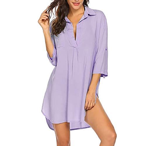 Loalirando Strandkleid für Damen, Badeanzug für Damen, Meer, Bikini für...