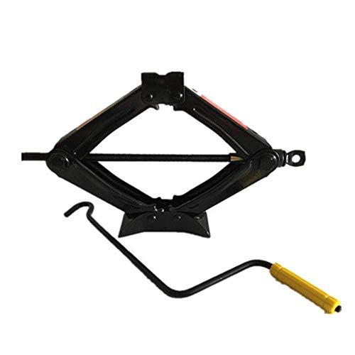 Scissor Lift t 1 t Scissor Jack, Auto-Buchse, Hebel for Handwerkzeuge, Schwarz...