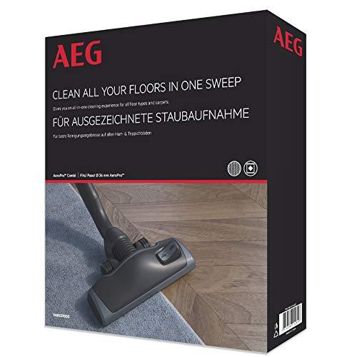 AEG Vario 7000 AeroPro Kombidüse (für Teppich und Hartboden, top Saugleistung,...
