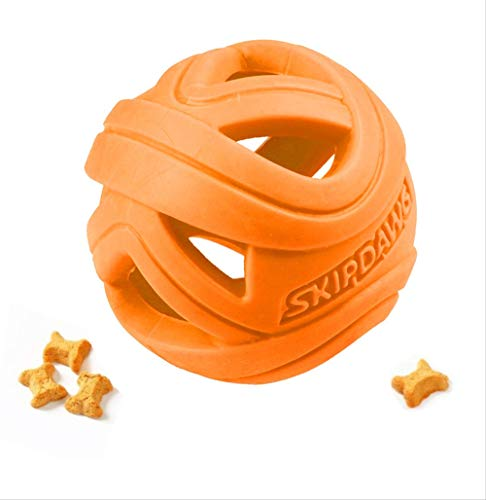 123 I Hundespielzeug Ball Gummi Cool Wind Ball