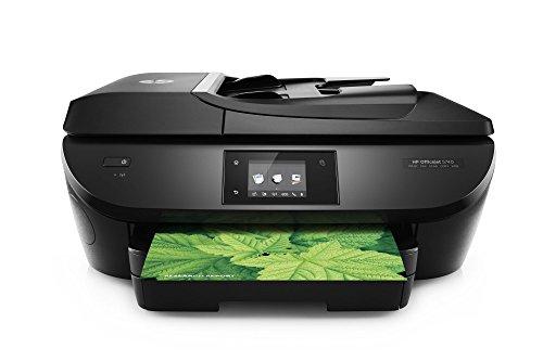 HP Officejet 5740 Multifunktionsdrucker schwarz (Instant Ink, Drucker, Scanner,...